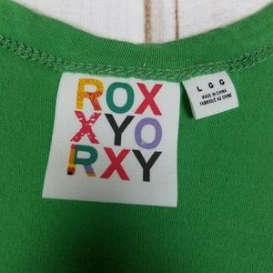 Roxy Tops - Roxy | Cotton Floral Beach Surfer Girl Tank Top